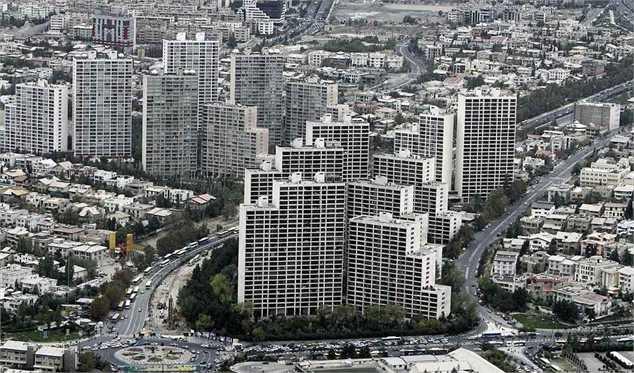افزایش ۴.۶ میلیون تومانی متوسط قیمت مسکن در تهران