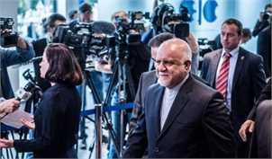 زنگنه با وزیر نفت روسیه دیدار کرد