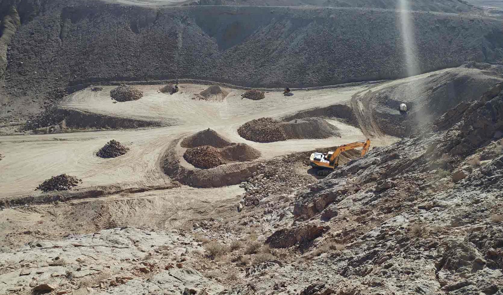 سهم بخش معدن در صادرات به 33 درصد رسید