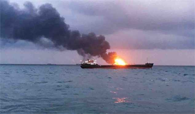 هیچ مرجع دریایی به درخواست کمک نفتکش سابیتی در زمان حادثه پاسخ نداد