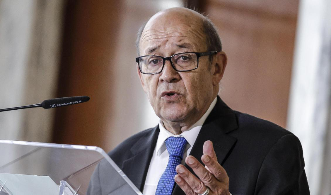 تشریح طرح فرانسه برای گنجاندن «فرابرجام» در برجام توسط لودریان