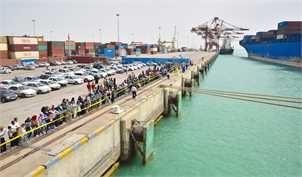 برای صادرات در بنادر بیش از ۵ هزار میلیارد تومان سرمایهگذاری شدهاست.