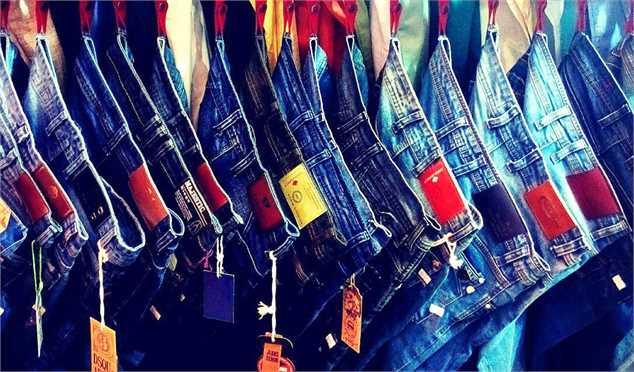 فروش پوشاک قاچاق در بازار با سوء استفاده از نواقص کدشناسه کالا