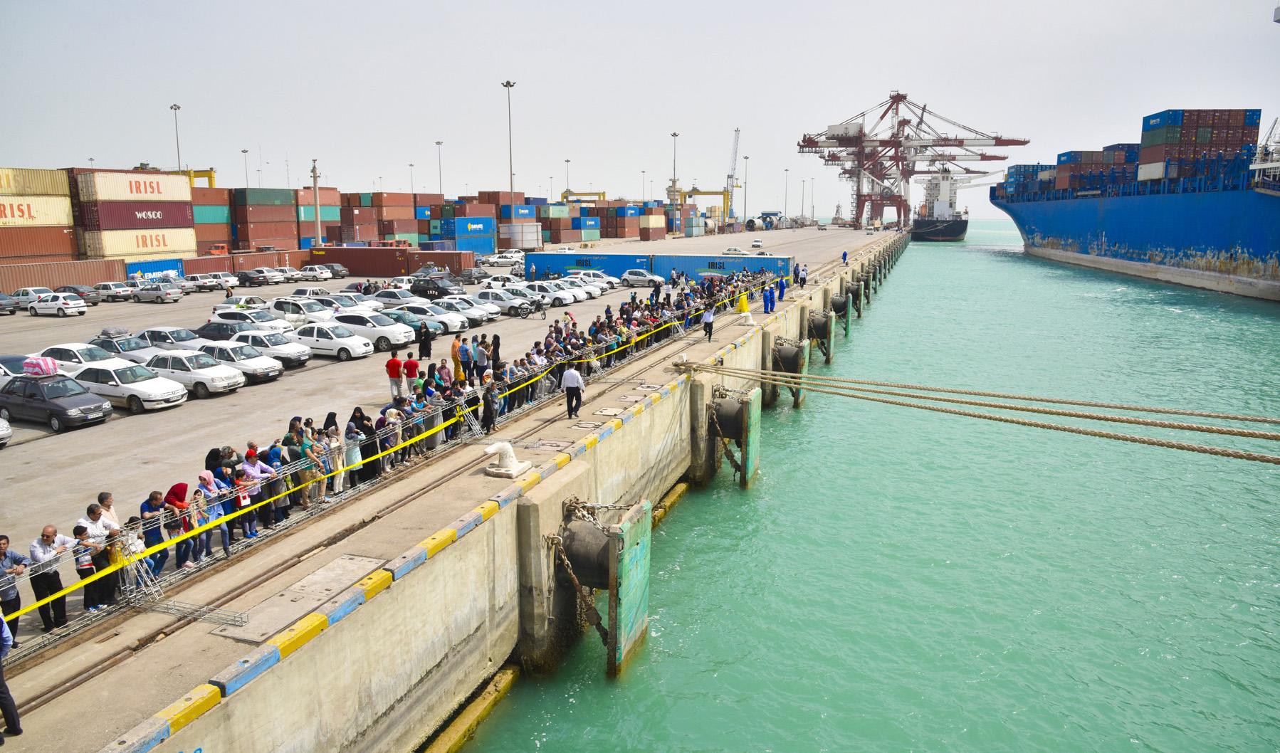 صادرات کالا از منطقه آزاد اروند به ۶۴۰ میلیون دلار رسید