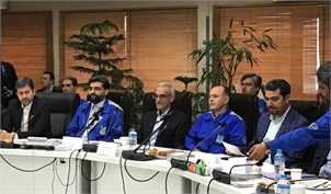 امضای تفاهم نامه نوسازی ناوگان حمل ونقل عمومی/500 دستگاه آماده تحویل