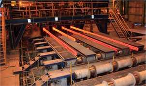 صادرات ۶ ماهه فولاد بیش از ۵.۸ میلیون تن ثبت شد
