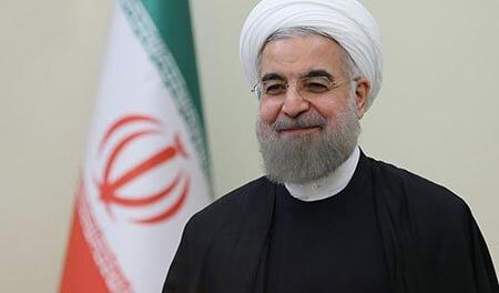 روحانی باکو را به مقصد تهران ترک کرد