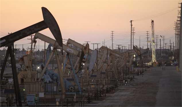 تولید نفت آمریکا به رکورد ۱۲.۴ میلیون بشکه در روز رسید