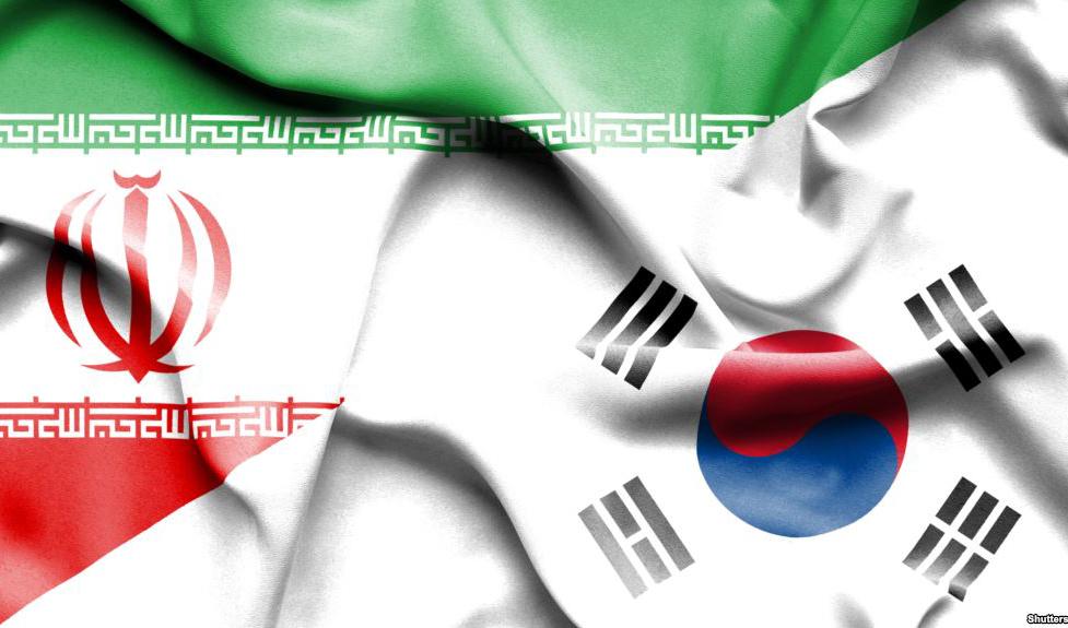 کاهش شدید صادرات مواد غذایی و دارویی کره جنوبی به ایران