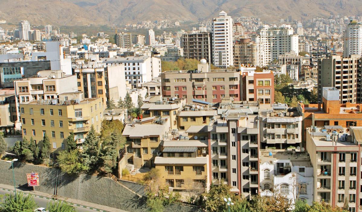 قیمت پیشنهادی املاک ۵۰ تا ۷۰مترمربع در تهران