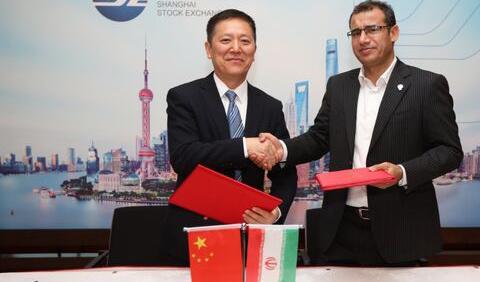 همکاری های بورس تهران و شانگهای توسعه می یابد