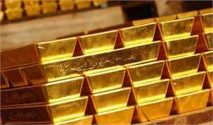 بزرگترین افت هفتگی قیمت طلا در ۲.۵ سال اخیر