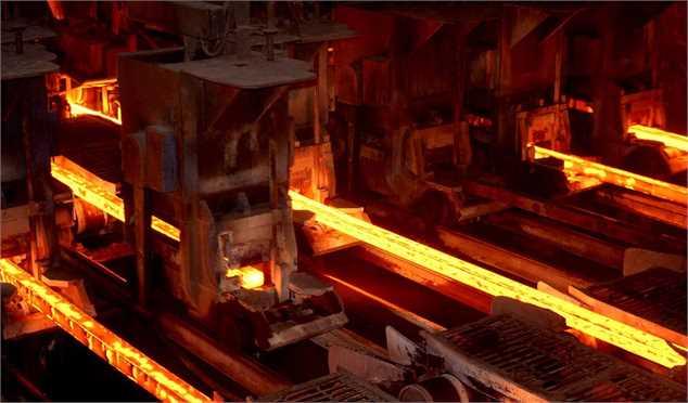 ایران در تولید فولاد، فرانسه و ایتالیا را پشت سر گذاشت