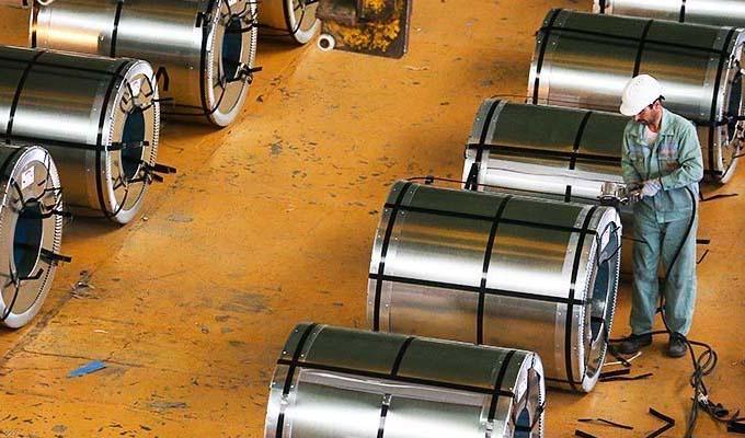 صادرات فولادسازان از مرز چهار میلیون تن گذشت