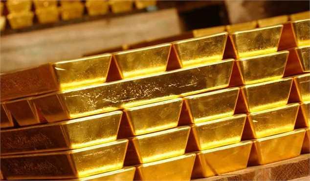 قیمت جهانی طلا به ۱۴۶۹ دلار و ۱۰ سنت رسیدفلزات گرانبها