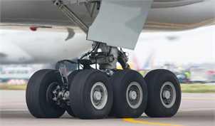 چقدر ارز صرف واردات لاستیک هواپیما به کشور شد؟