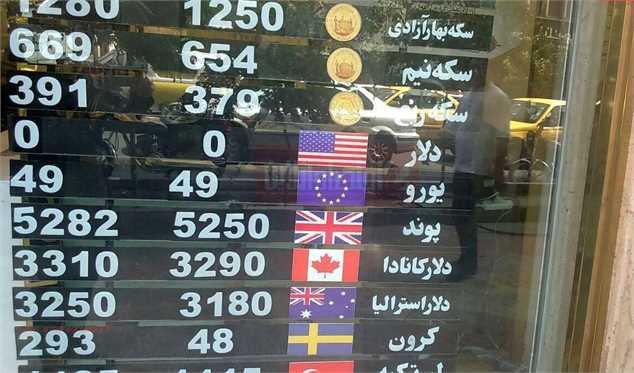 پنج عامل نامطمئن شدن بازار طلا و ارز