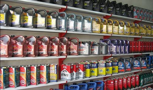 افزایش روغن موتور خارجی تقلبی در بازار