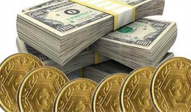 آخرین تغییرات قیمت ارز، سکه و طلا
