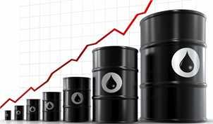 افزایش قیمت نفت برنت در بازار جهانی