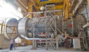 راهاندازی ۵ هزار مگاوات نیروگاه کلاس F در ایران