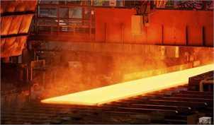 تولید ۱۳.۷ میلیون تن شمش فولاد توسط شرکتهای بزرگ
