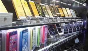 اختلال در روند واردات موبایل