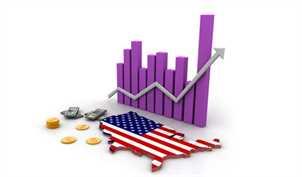 رشد اقتصادی آمریکا چه قدر است؟