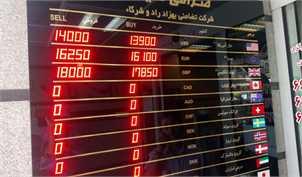 افزایش آرام در بازار ارز