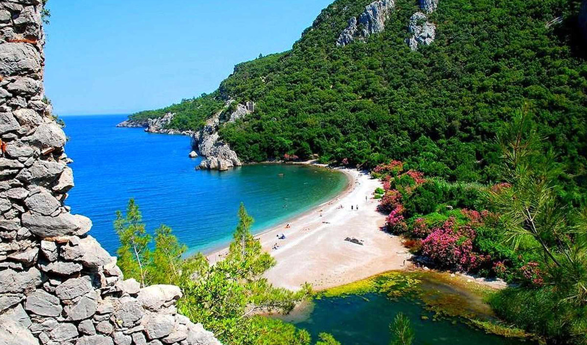 سواحل زیبا و معروف در ترکیه
