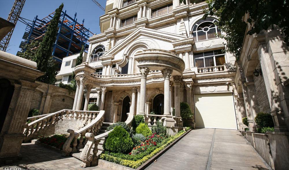 گرانترین آپارتمان فروخته شده در تهران متری چند قیمت خورد؟