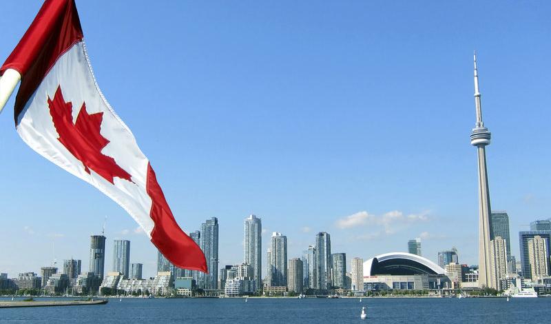 رشد اقتصادی کانادا منفی شد