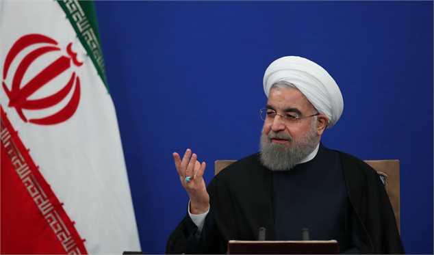 روحانی: بانک مرکزی مشکلی برای پرداخت ارز در سامانه نیما ندارد