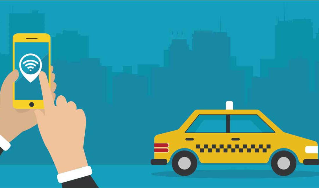 تاکسیهای اینترنتی بهجای سهمیه سوخت، پول می گیرند