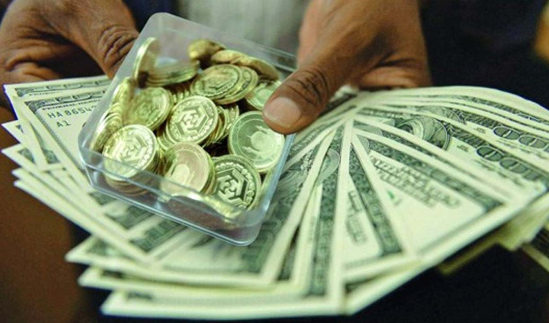 چرا سکه از دلار سبقت گرفت؟
