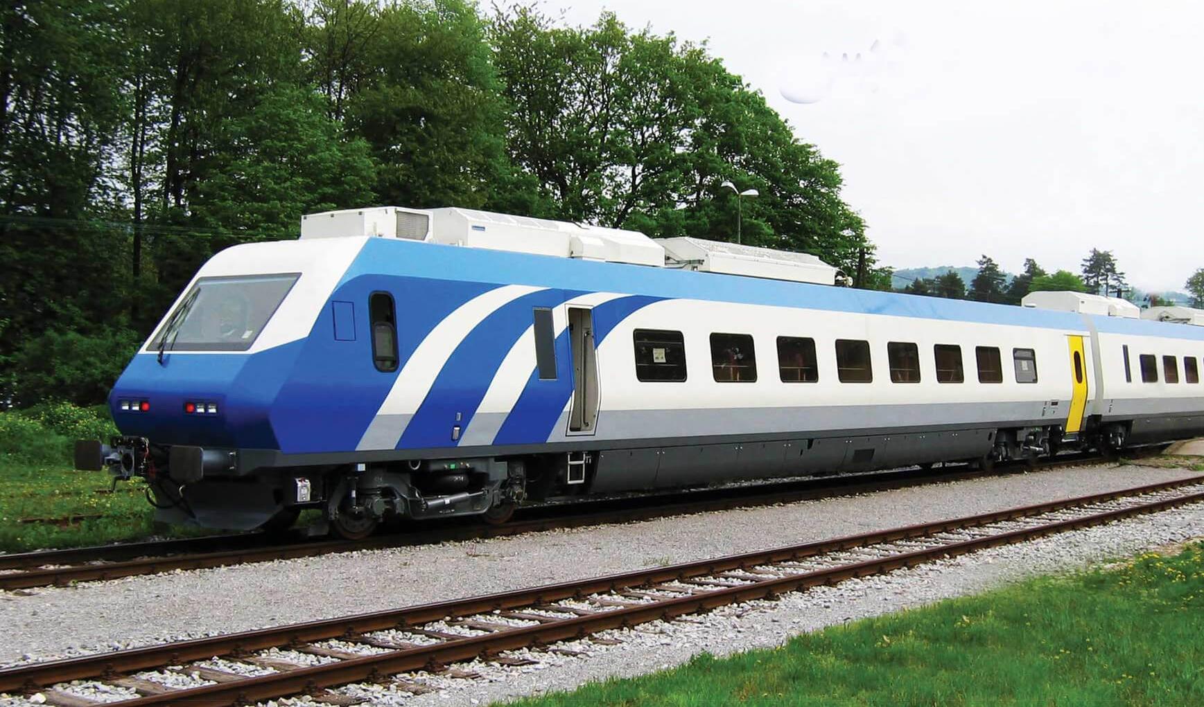 قطار انتخاب مناسبی برای مسیر مشهد کرمان