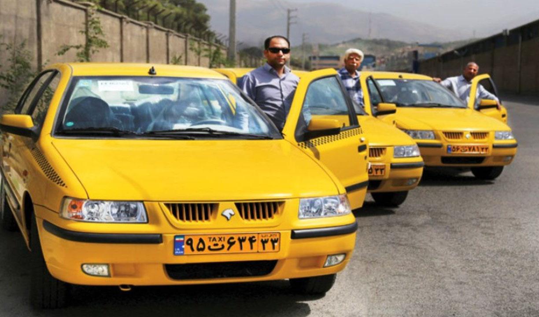 در تهران دیگر پلاک تاکسی صادر نمیشود؛ تعداد بیش از حد تاکسی در تهران