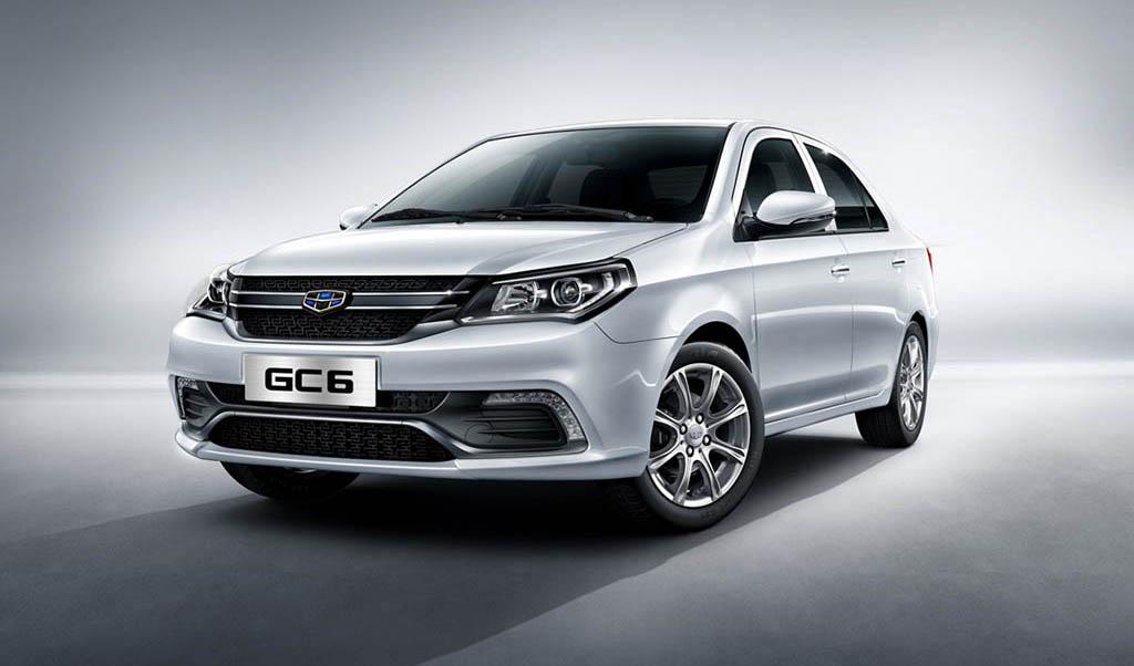 شرایط فروش نقدی جیلی GC6 توسط خودروسازان بم ویژه نیمه دوم دی ماه