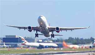 توقف موقت پروازهای «هما» به مقصد سوئد