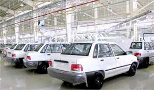 تولید پراید در پارس خودرو رکورد زد!