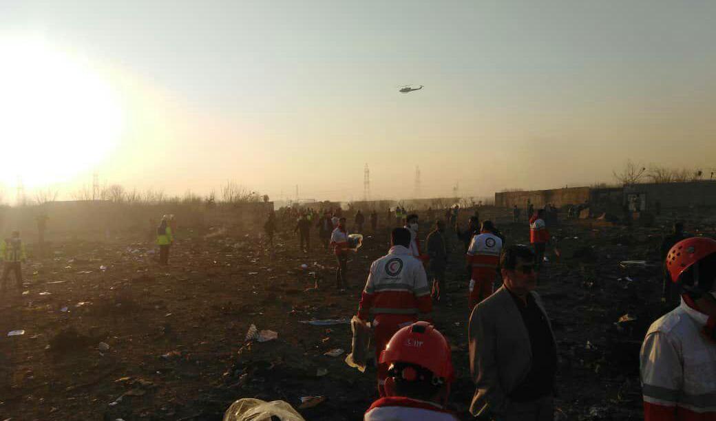 سازمان هواپیمایی بابت اخبار غیر واقعی سقوط هواپیما عذرخواهی کرد