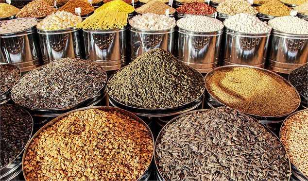 صادرات ۳ میلیارد دلاری محصولات غذایی و خشکبار