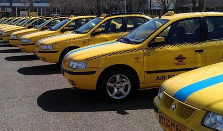 تمام رانندگان تاکسی بیمه میشوند
