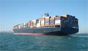 پهلوگیری بزرگترین کشتی کانتینری ایران در بندر شهید رجایی