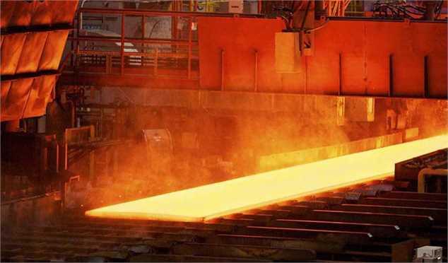 تولید شمش فولادی از ۱۵.۳ میلیون تن گذشتفلزات و معادن