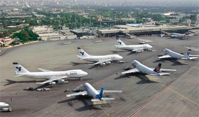 هواپیمای تهران_استانبول به دلیل نقص فنی به پایتخت بازگشت