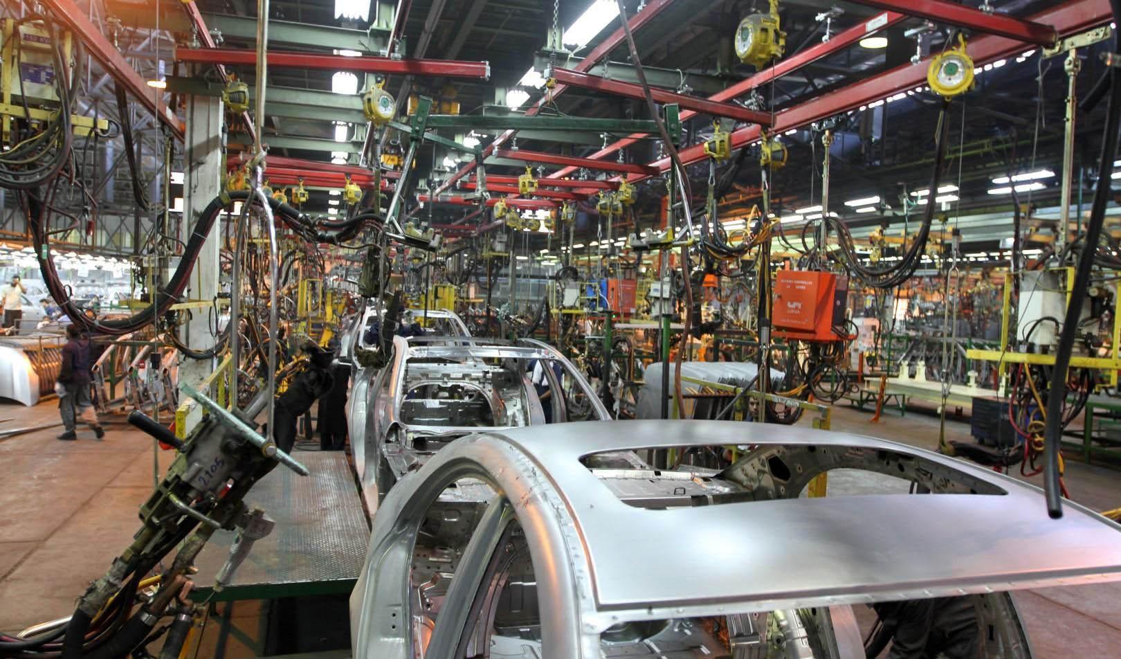 تخصیص ٥٠٠٠ میلیارد تومان اعتبار به خودروسازان تصویب شد