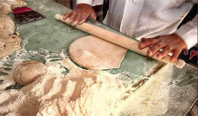 آرد نانواییهای ایران استاندارد جهانی دارد/ تهران بیشترین مصرفکننده آرد در کشور
