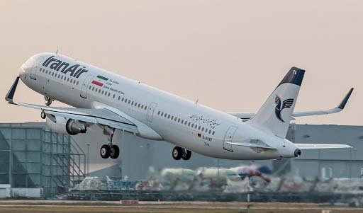 پروازهای چین برای بازگرداندن مسافران ایرانی است