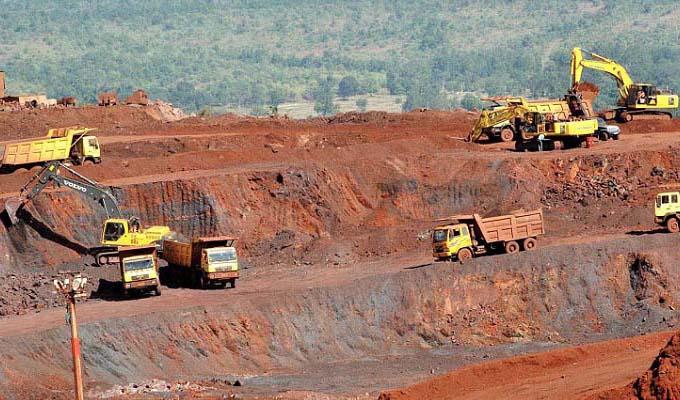 بخش معدن به دنبال کسب سهم ۲۵ درصدی از صادرات